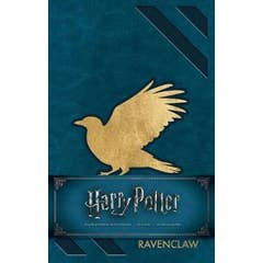 Harry Potter Ravenclaw Hardcover Ruled Journal: Redesign