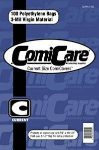 Comicare Current Bags (100)