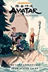 Avatar: The Last Airbender - The Lost Adventures And Team Avatar Tales Library Edition