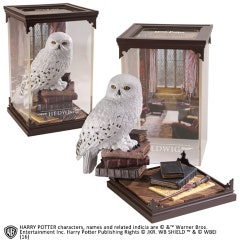 Hedwig Magical Creatures Statue