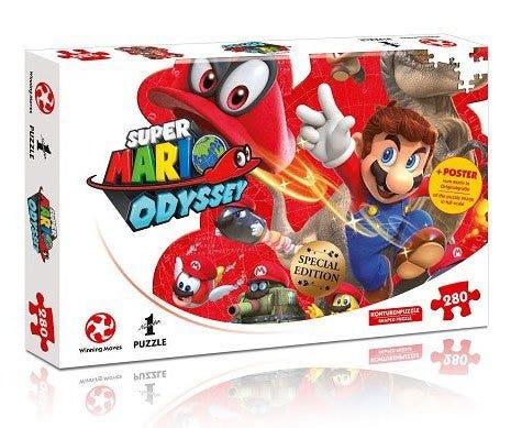 Mario & Cappy Puzzle (500)