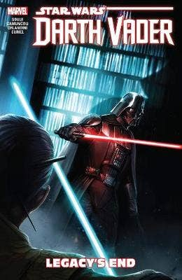 Star Wars: Darth Vader - Dark Lord Of The Sith Vol. 2 - Legacy's End