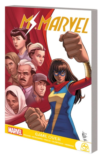 Ms Marvel Game Over