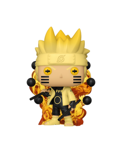 Naruto Six Path Sage POP! Animation Vinyl Figure