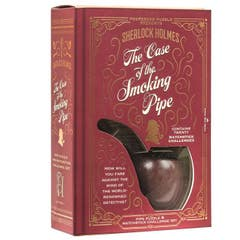 Sherlock Holmes, the Case of the Smoking Pipe