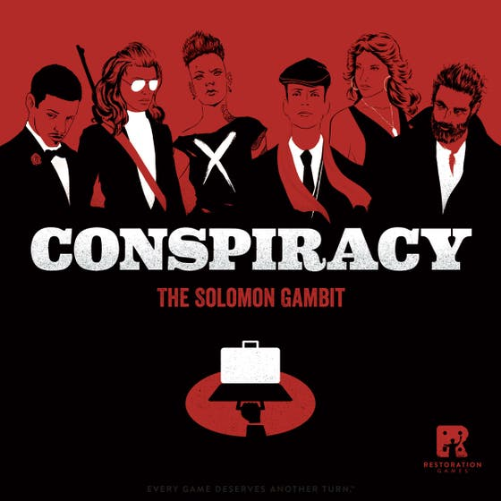 Conspiracy: The Solomon Gambit