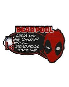 Dirty Deadpool Doormat