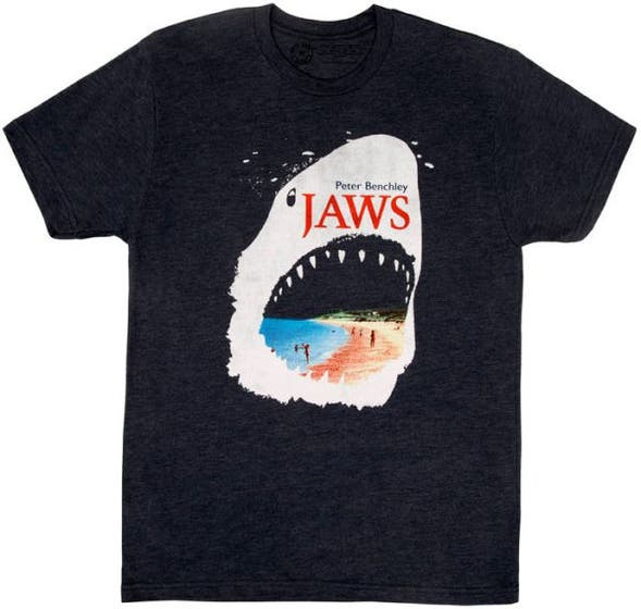 Jaws T-Shirt (S)