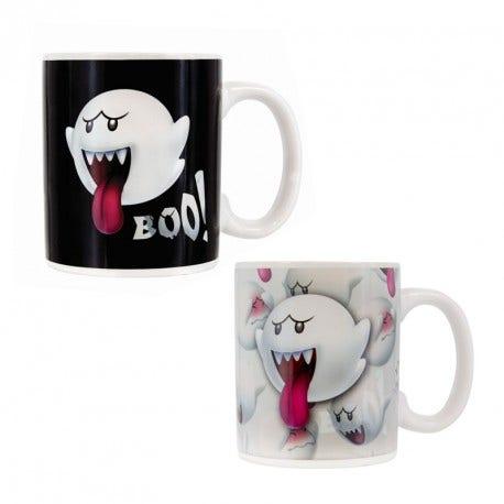 Boo Heat Change Mug 300 ml