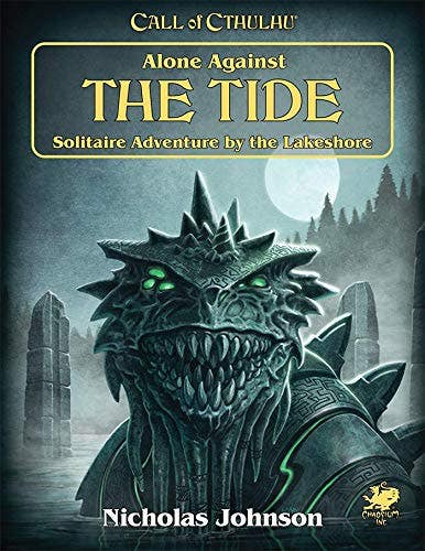 Alone Against the Tide: Solitaire Adventure by the Lakeshore
