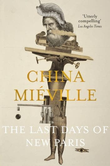 Last Days of New Paris: Signed Limited Edition HC