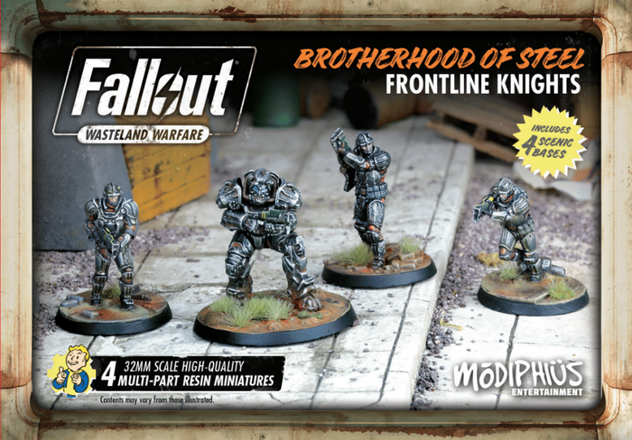 Frontline Knights