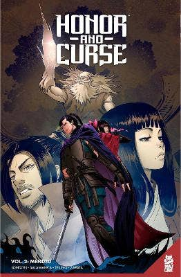 Honor and Curse Vol. 2: Mended