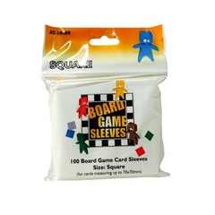 Board Game Sleeves Square