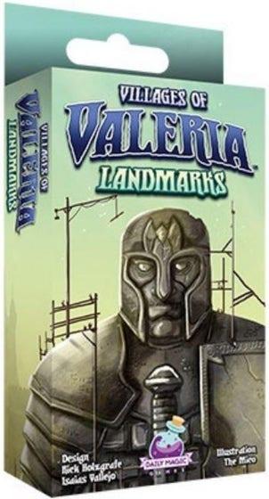 Villages of Valeria: Landmarks & Architects