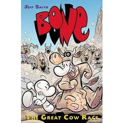 The Great Cow Race (Bone #2), 2: The Great Cow Race