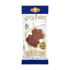 Chocolate Frog w/Collector Card 15g