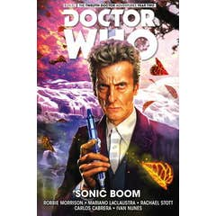 Doctor Who: The Twelfth Doctor Vol. 6: Sonic Boom