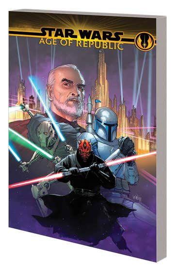 Star Wars: Age Of The Republic - Villains