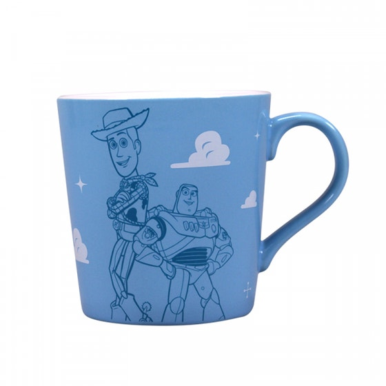 Woody and Buzz You've Got a Friend Tapered Mug