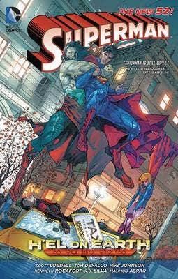 Superman H'el On Earth (The New 52)