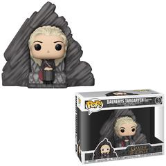 Daenerys on Dragonstone Throne POP! Television Vinyl Figure