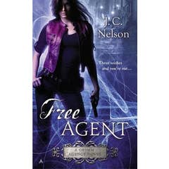 Free Agent: A Grimm Agency Novel