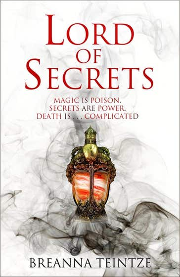 Lord of Secrets: An exuberant, upbeat quest fantasy in a world full of magic