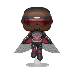 Pop Falcon And Winter Soldier Falcon Flying Vin Fig