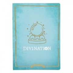 Divinations Exercise A4 Notebook