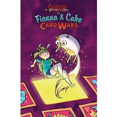 Adventure Time with Fionna & Cake: Card Wars