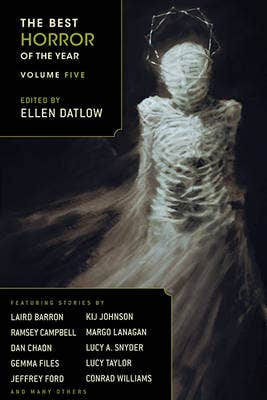 The Best Horror of the Year, Volume 5