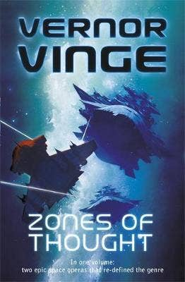 Zones of Thought: A Fire Upon the Deep, A Deepness in the Sky