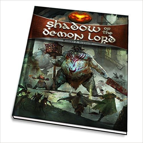 Shadow of the Demon Lord Core Rules