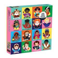Little Feminist 500 Piece Family Puzzle