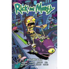 Rick and Morty: Volume Two