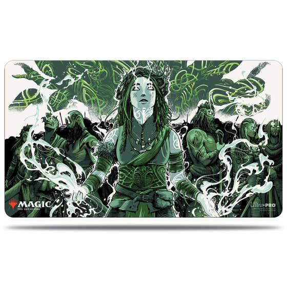 Esika, God of the Tree Kaldheim Play Mat