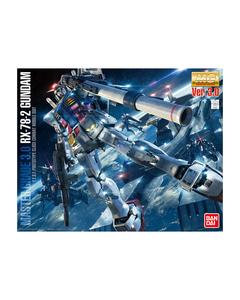 MG RX-78-2 Gundam Version 3.0 Model Kit 1/100
