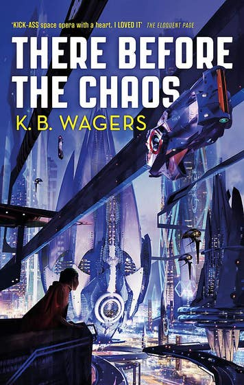 There Before the Chaos: The Farian War, Book 1