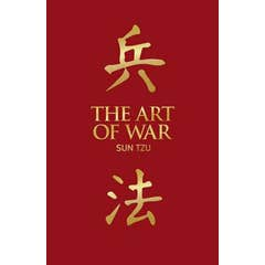 The Art of War: Deluxe silkbound edition