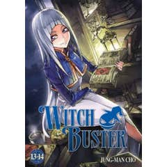 Witch Buster: Volume 13-14