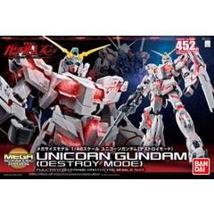 Unicorn Gundam Unicorn Mode Mega Size Model Kit 1/48