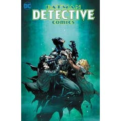 Batman: Detective Comics Volume 1: Mythology