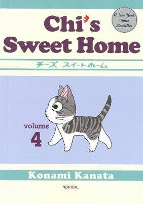Chi's Sweet Home: Volume 4