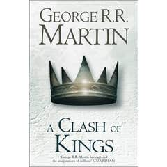 A Clash of Kings (Hardback reissue) (A Song of Ice and Fire, Book 2)