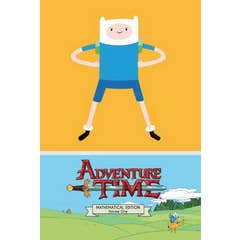 Adventure Time: v. 1: Mathematical Edition
