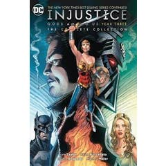 Injustice: Gods Among Us Year Three: The Complete Collection