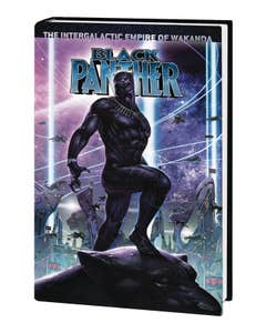 Black Panther Vol. 3: The Intergalactic Empire Of Wakanda Part One