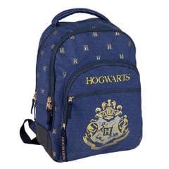 Hogwarts Blue School Backpack
