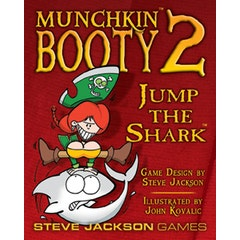 Munchkin Booty 2: Jump the Shark